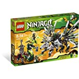 Epic Dragon Battle LEGO® Ninjago Set 9450