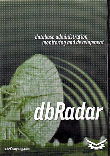 Dbradar Database Administration Monitoring & Development For Linux & Windows