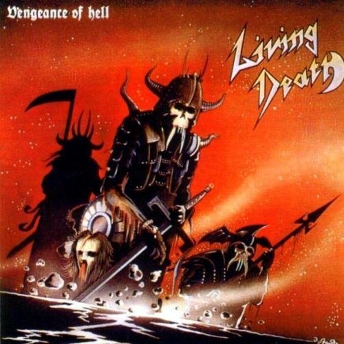 Vengeance of Hell by LIVING DEATH (2014-03-25)