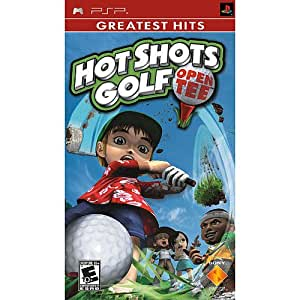 Hot Shots Golf: Open Tee: Greatest Hits for Sony PSP