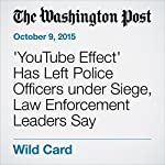 'YouTube Effect' Has Left Police Officers under Siege, Law Enforcement Leaders Say | Aaron C. Davis