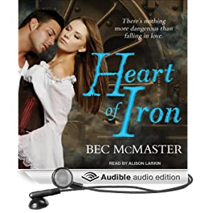 Heart of Iron: London Steampunk, Book 2 (Unabridged)