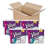 VIVA Vantage Choose-A-Sheet* Paper Towels, White, Regular Roll, 24 Rolls