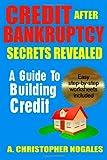 Credit After Bankruptcy Secrets Revealed