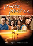 Cover art for  Private Practice: The Complete First Season