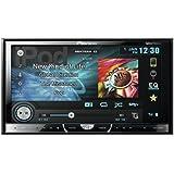 Pioneer AVH-X5600BT Moniceiver (17,7 cm (7 Zoll) Touchpanel, Bluetooth) schwarz