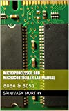 img - for Microprocessor and Microcontroller Lab Manual: 8086 & 8051 book / textbook / text book