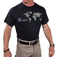 GLOCK World Map T-Shirt T1339