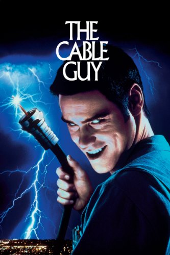 Amazoncom The Cable Guy Jim Carrey Matthew Broderick Leslie