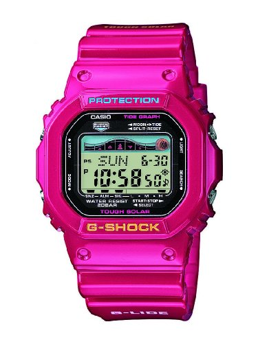 Casio G-Shock Men's Solar Collection Digital Quartz Watch GRX-5600A-4ER