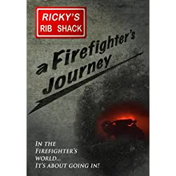 Ricky's Rib Shack, a Firefighter's Journey