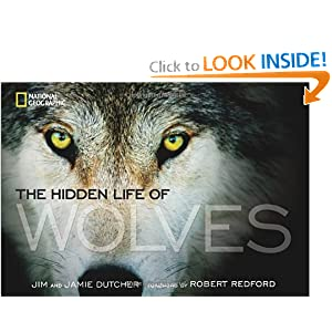 The Hidden Life of Wolves by Jim Dutcher, Jamie Dutcher and Robert Redford