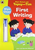 Start School with Topsy and Tim: Wipe Clean First Writing Jean Adamson