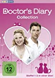 DVD Cover 'Doctor's Diary Collection - Staffel 1-3 in einer Box [6 DVDs]