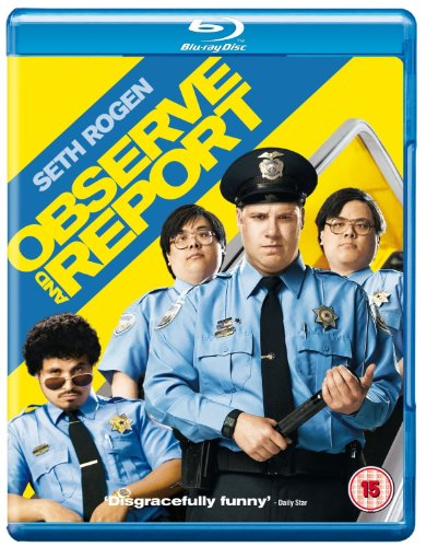 Observe And Report [Blu-ray] [2009]