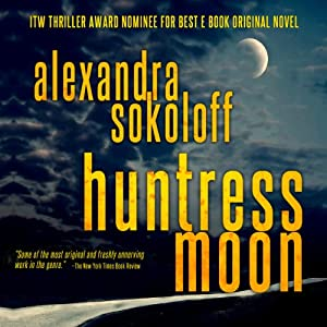 Huntress Moon Audiobook