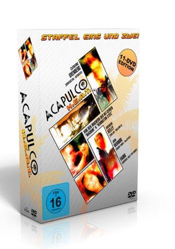 Acapulco H.E.A.T. - 1. + 2. Staffel (11 DVDs)