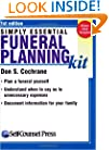 Simply Essential Funeral Planning Kit