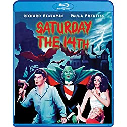 Saturday The 14th [Blu-ray]