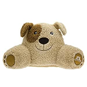 Relaximals Puppy Dog Kids Reading Pillow -