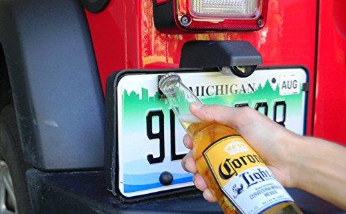 rear-license-plate-mounted-bottle-opener-accessory-fits-jeep-wrangler-jk-and-tj-models