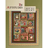 Art to Heart Book, Be Attitudes ~ Art To Heart