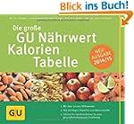 Die gro�e GU N�hrwert-Kalorien-Tabell...