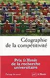 Géographie de la compétitivité
