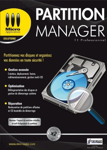 Partition Manager 11 professionnel