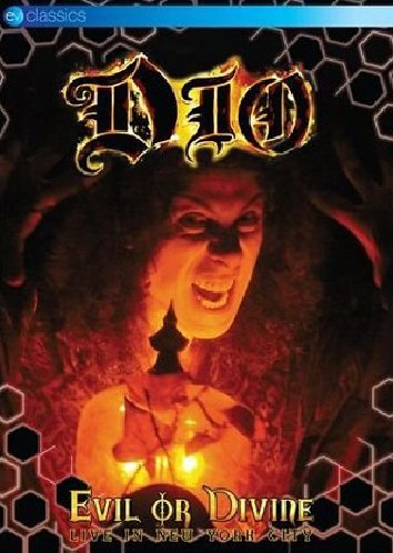 Dio - Evil or divine - Live in New York City