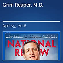 Grim Reaper, M.D. Periodical by Douglas Murray Narrated by Mark Ashby