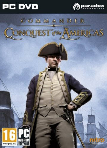 Commander Conquest of the Americas  (PC)