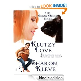 Klutzy Love (The Corny Myers)
