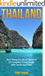 Thailand: Best Thing you do in Thaila...