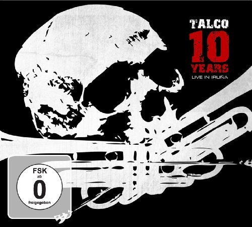 10 Years (Cd+dvd) by Talco (2014-07-18)