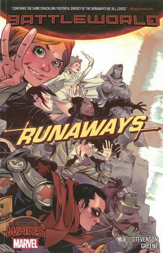 Runaways Battleworld (Secret Wars: Battleworld)