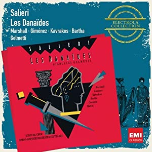 Salieri: Les Danaides from EMI