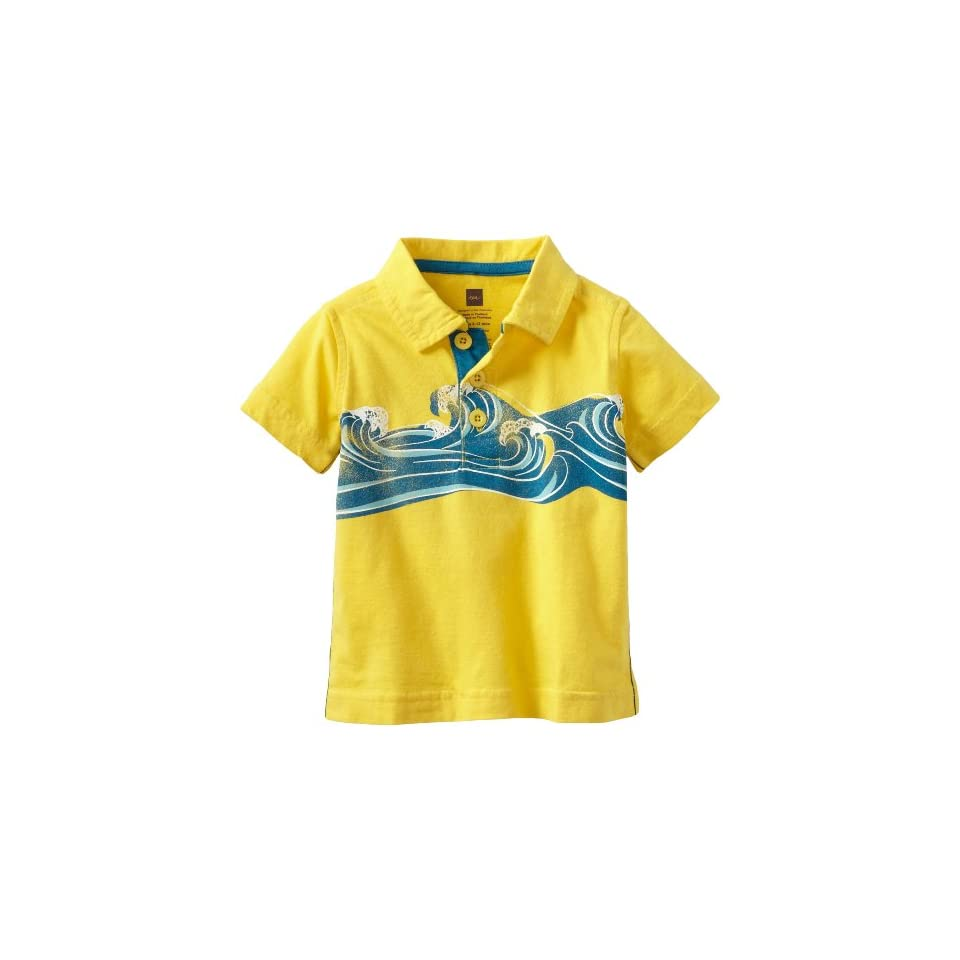 Tea Collection Baby Boys Kommetjie Wave Polo
