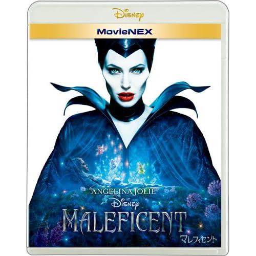 マレフィセント MovieNEX [ブルーレイ+DVD+デジタルコピー(クラウド対応)+MovieNEXワールド] [Blu-ray]