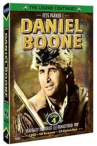 Daniel Boone - Season Four