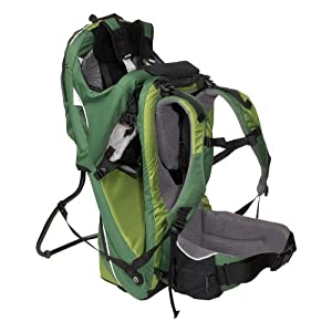 Kelty K.I.D.S. FC 2.0 Frame Child Carrier (Green Apple)