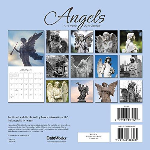 Angels 2016 Calendar
