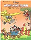 Disney's Mickey Mouse Stories (Golden Treasury) (0307157512) by Walt Disney Company
