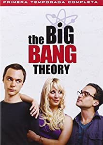 The Big Bang Theory - Temporada 1 [DVD]