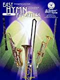 img - for O5464 - Easy Hymn Favorites: Flute BK/CD book / textbook / text book