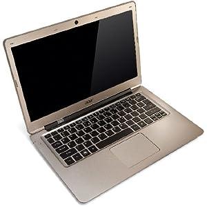Acer Aspire S3-391 13.3-inch Ultrabook - Aluminium (Intel Core i7 3517U 1.9GHz, 4GB RAM, 128GB SSD, LAN, WLAN, BT, Webcam, Integrated Graphics, Windows 8 64-bit)
