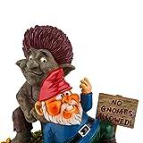 BigMouth Inc. The Turf War Garden Gnome - Troll vs. Gnome!