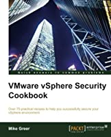 vSphere Security Cookbook Front Cover