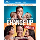 The Change-Up - Unrated Edition (Blu-ray + DVD)