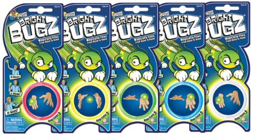 One Nowstalgic Toys Bright Bugz (Colors Vary) - 1